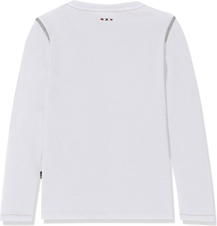 NAPAPIJRI K Sachs LS T-Shirt Bambino