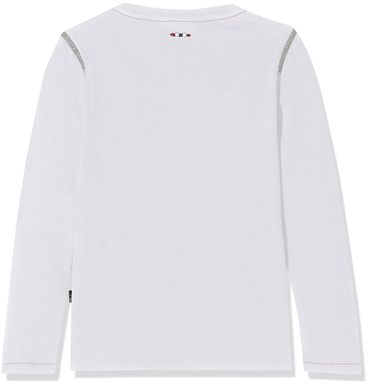 T-Shirt Gar/çon Napapijri K Sachs Ls T