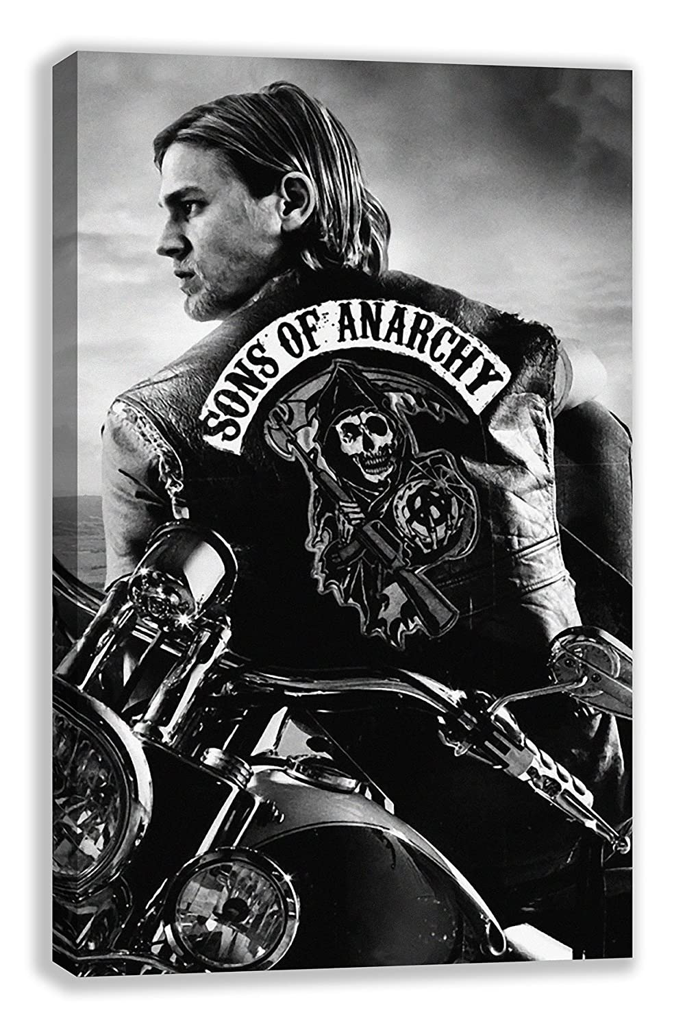 Sons of Anarchy Large Poster Art Print Black /& White Card or Canvas