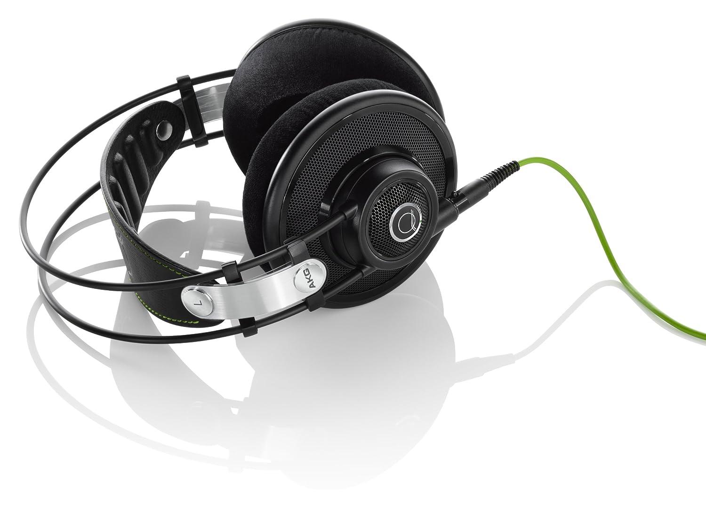 Akg Q 701 Quincy Jones Signature Reference Class Premium Grado Headphones Wiring Diagram Black Home Audio Theater