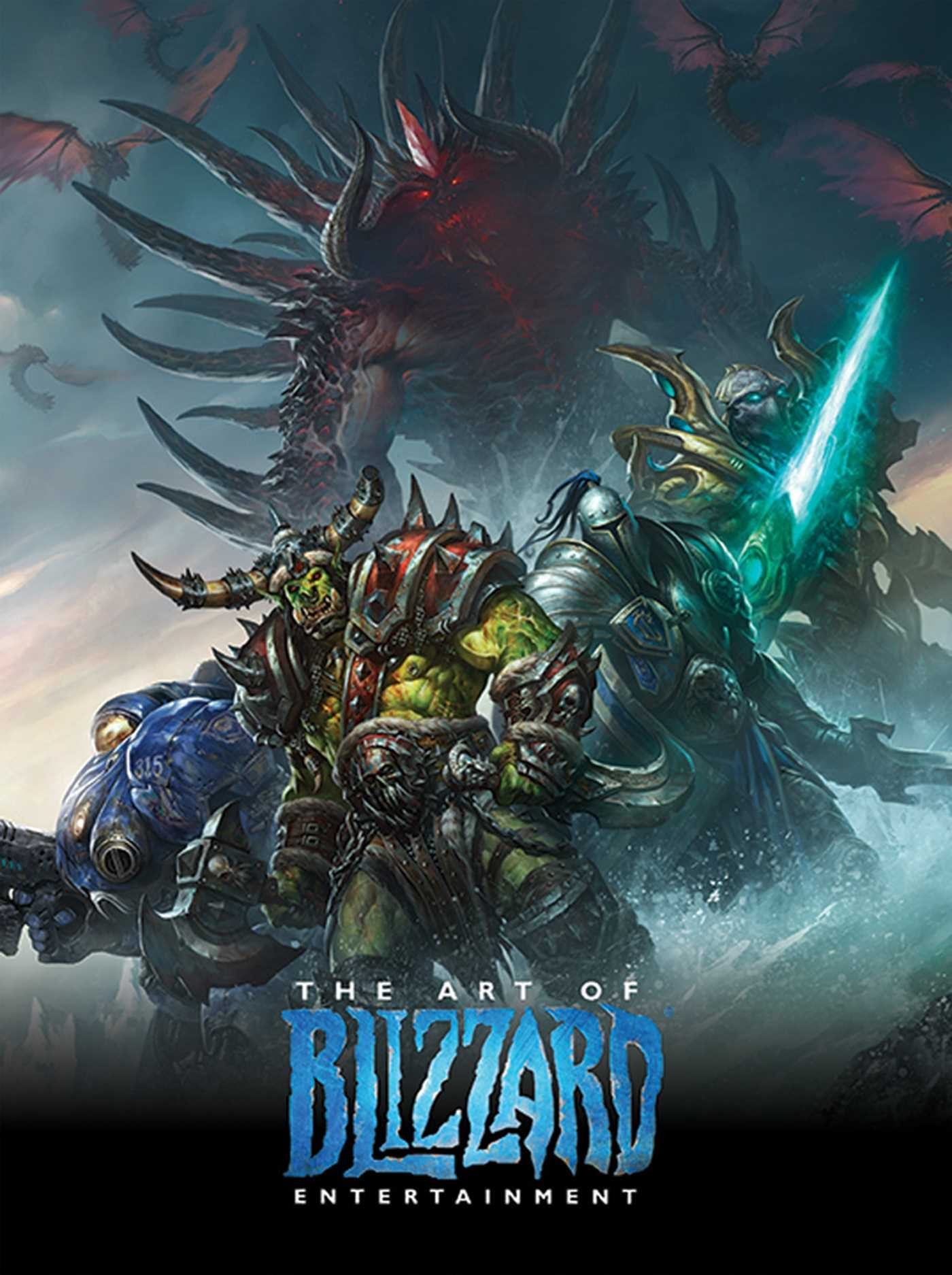The Art Of Blizzard Entertainment Nick Carpenter 8601200670738