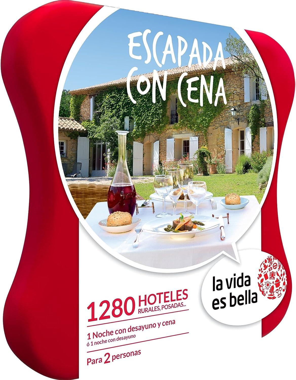 LA VIDA ES BELLA - Caja Regalo - ESCAPADA CON CENA - 1280 hoteles ...