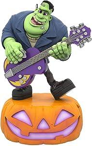 Hallmark Halloween Ornament 2019 Monster Mash Collection Frank on Guitar