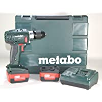Metabo 6.02137.61 BS 14.4 LT Impuls, 2x 14.4 V, 4 Ah-Li