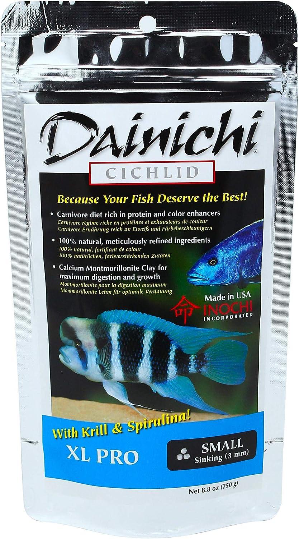 Dainichi CICHLID - XL Pro Slow Sinking (8.8 oz) Bag - Small Pellet