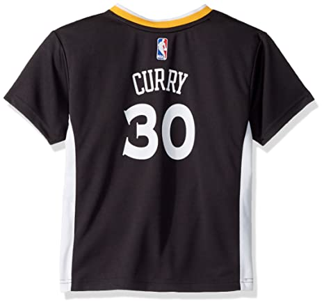 522cd7ac32f Stephen Curry Golden State Warriors NBA Adidas Kids Charcoal Alternate  Replica Jersey #30 (Kids
