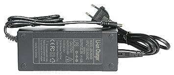 E-Twow Ro TE S2 _ 4054 Cargador de batería Booster 37.4 V ...