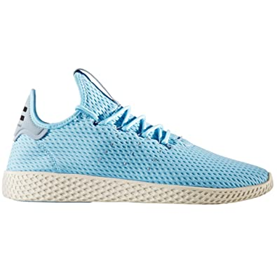 0a302c9f1d adidas Originals Pharrell Williams Tennis hu Blau Grün DA9618, DA9619. Sneaker 2018 (42