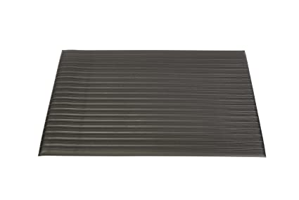 Genuine Joe Anti Fatigue Mat, Beveled Edge, 2 By 3 Feet,
