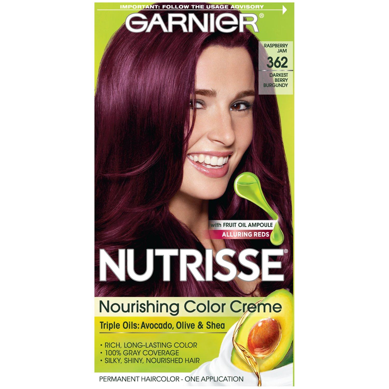 Amazon Revlon Colorsilk Buttercream Hair Dye Vivid Burgundy 1