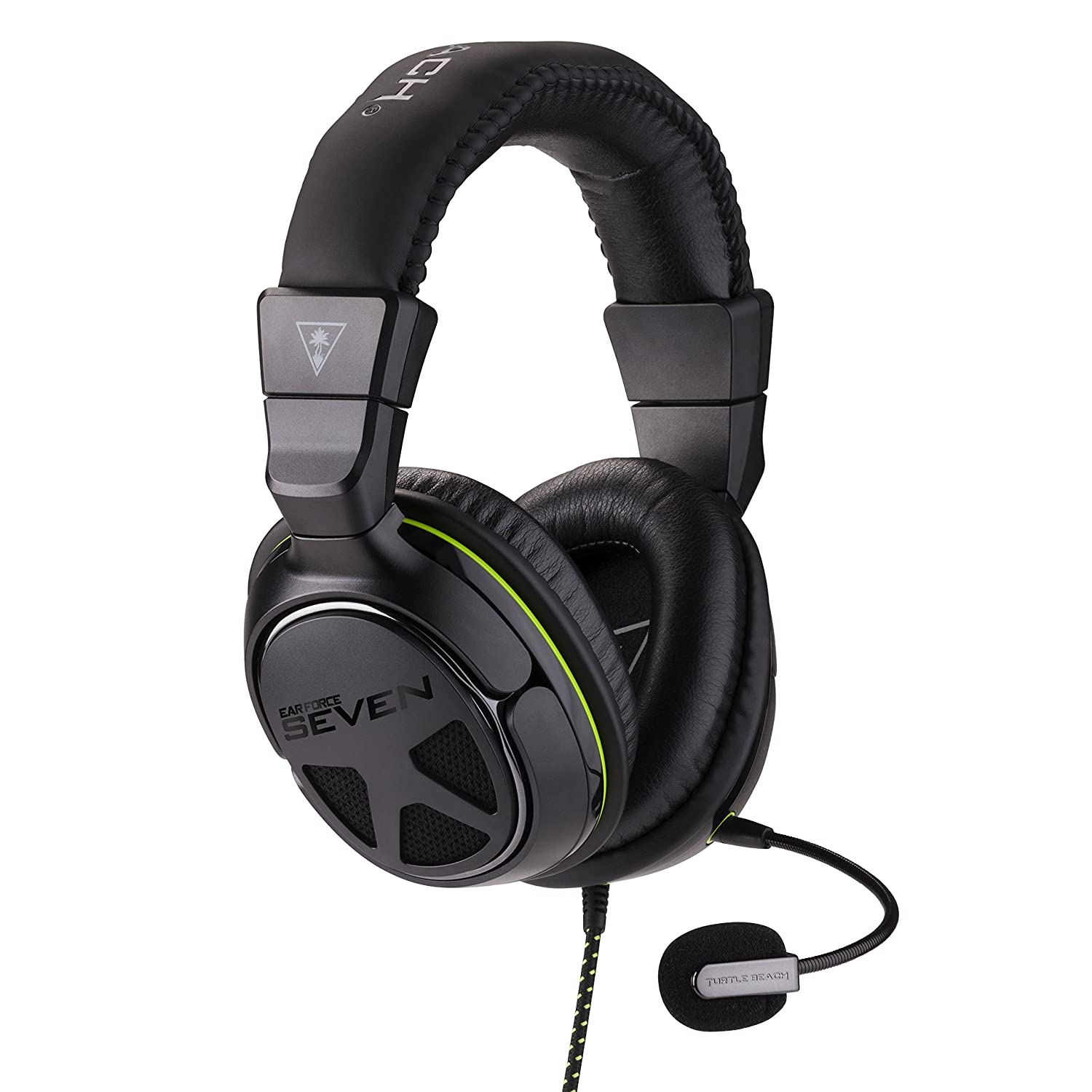 8194653a8ed Amazon.com: Turtle Beach - Ear Force XO Seven Pro Premium Gaming Headset -  Superhuman Hearing - Xbox One (Discontinued by Manufacturer): Video Games