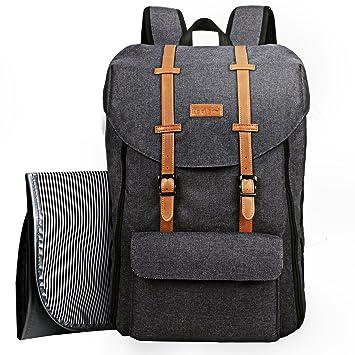 ae902351a1 Sac à dos de voyage pour bébé, sac à langer grande capacité avec sac ...