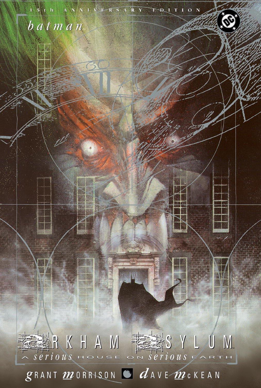 Amazon.com: Batman: Arkham Asylum Anniversary Edition ...