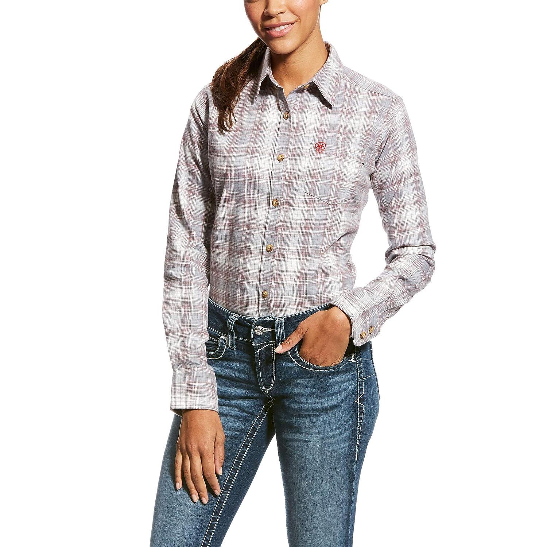 ARIAT Womens Flame Resistant Jolene Work Shirt