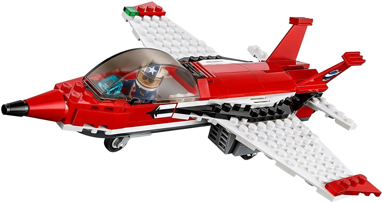 Image result for lego stunt jet