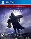 Destiny 2: Forsaken + Annual Pass - PS4 [Digital Code]