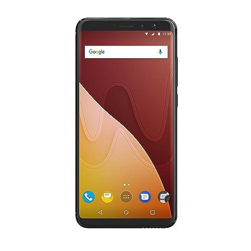Wiko View Prime Smartphone de Pantalla panorámica de 5 7 Dual SIM 64 GB de ROM Octa Core 1 4 GHz 4 GB de RAM cámara de 16 MP y cámara Frontal Dual de 20 8 MP Negro