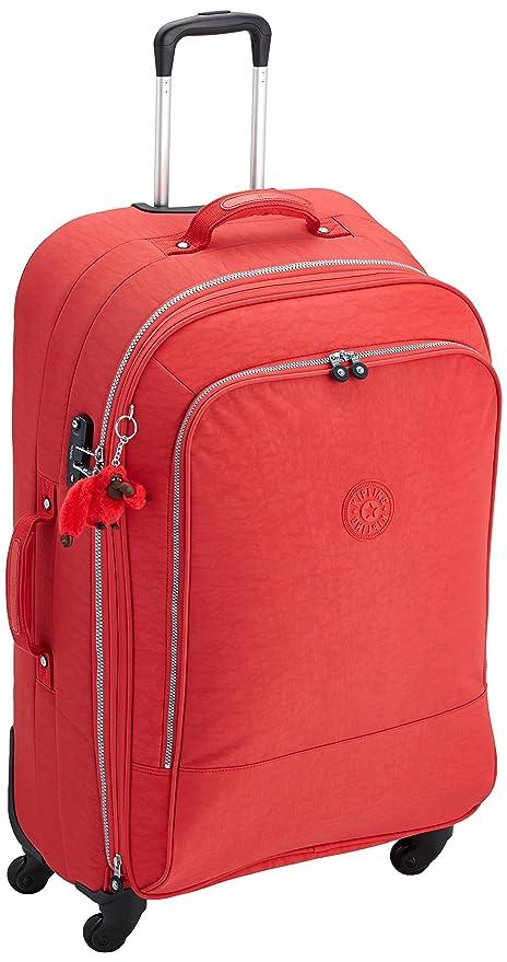 Kipling Maleta trolley laptop, rojo - Cardinal Red, K1501710P_Cardinal Red_82
