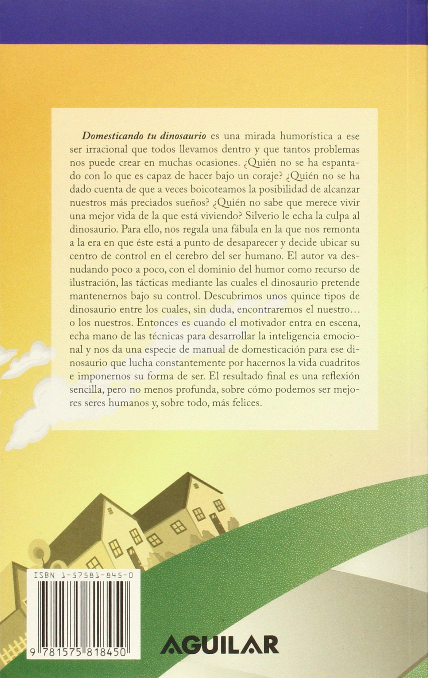 DOMESTICANDO TU DINOSAURIO PDF