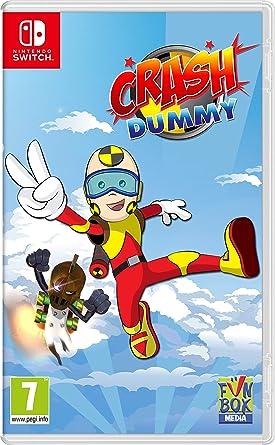 Crash Dummy - Nintendo Switch [Importación inglesa]: Amazon.es: Videojuegos