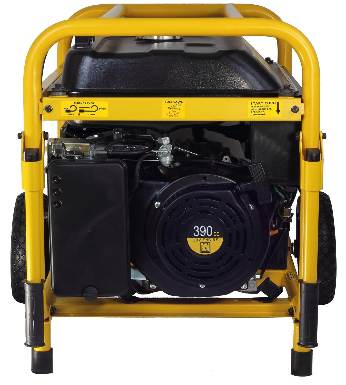 Amazon WEN 5500 Running Watts 7000 Starting Watts Gas