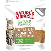 Nature's Miracle Premium Walnut Clumping Litter 4.5 kg