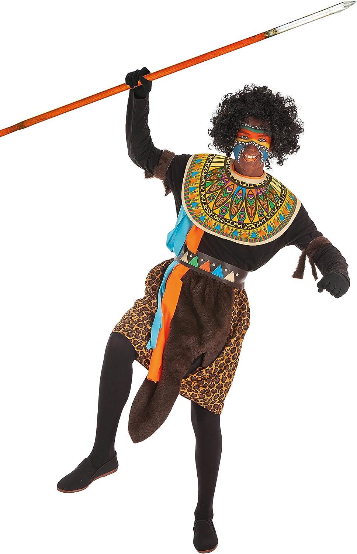 LLOPIS - Disfraz Adulto Africano Sex: Amazon.es: Juguetes y juegos