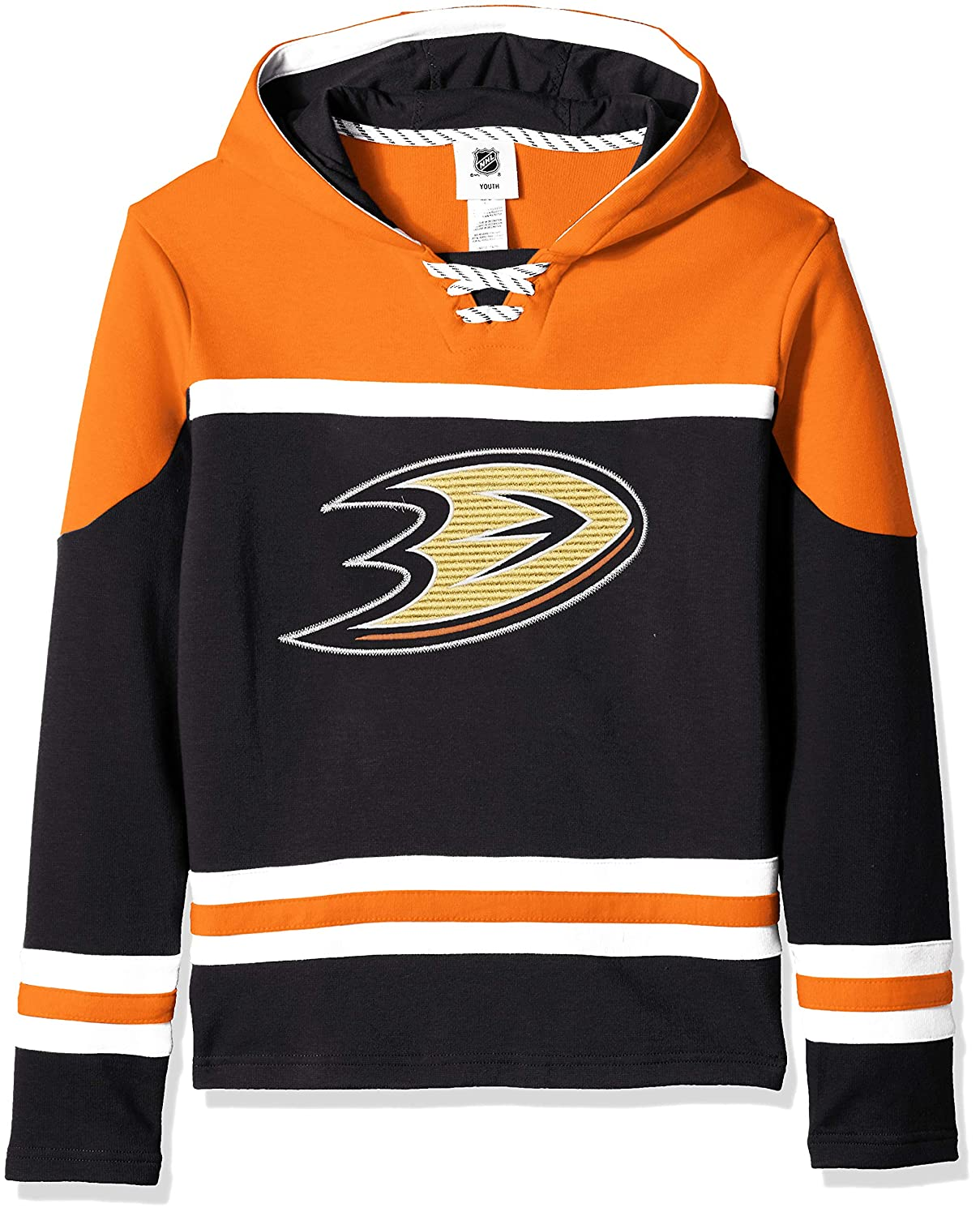 Amazon.com   Outerstuff NHL Boys Asset Pullover Hockey Hoodie   Sports    Outdoors 7d0acb284c
