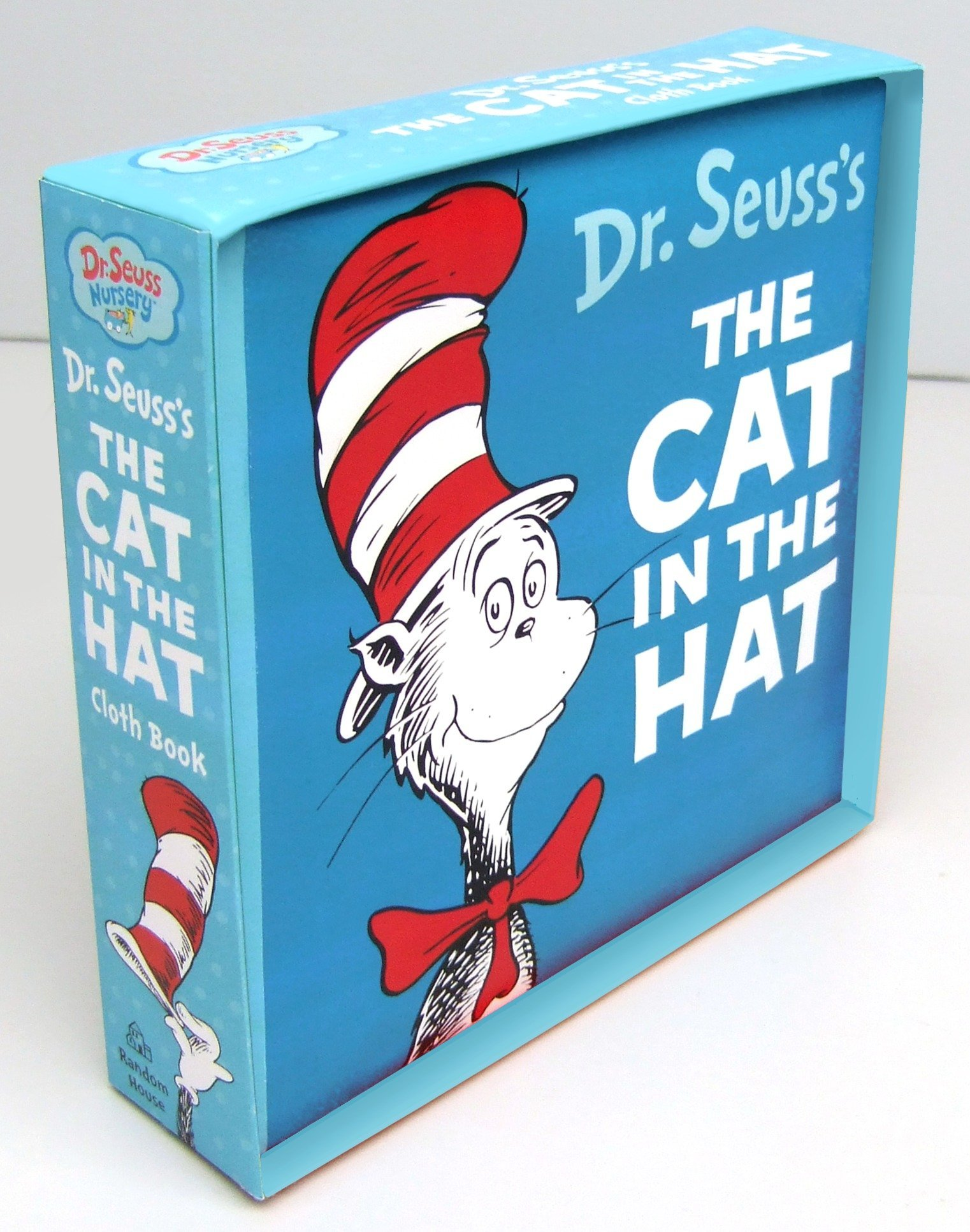 Read Online The Cat in the Hat Cloth Book (Bright & Early Cloth Book) pdf