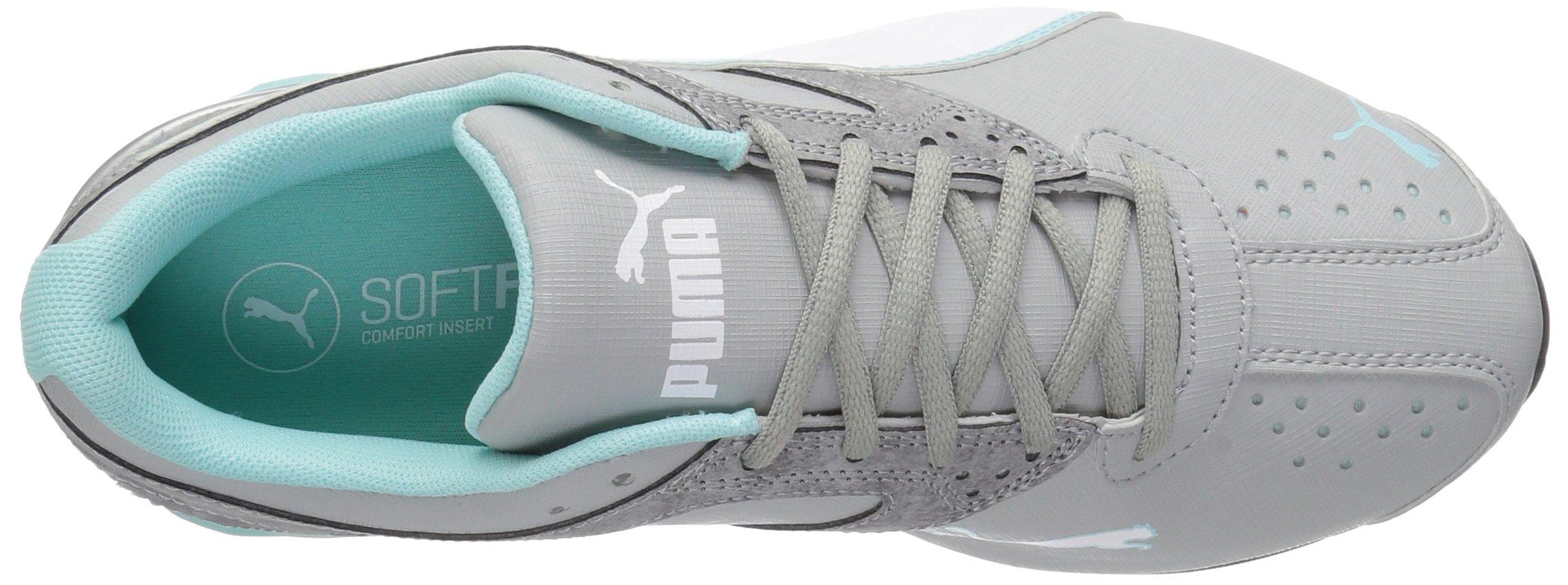 PUMA Accent Mujer Tazon 6 Accent PUMA WN's Cross Trainer zapato Quarry Blanco b7c9e4