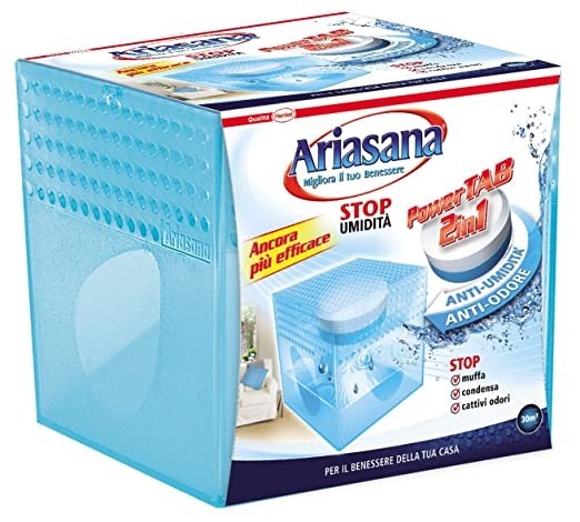 20 opinioni per Ariasana Kit Mini 450 Tabs