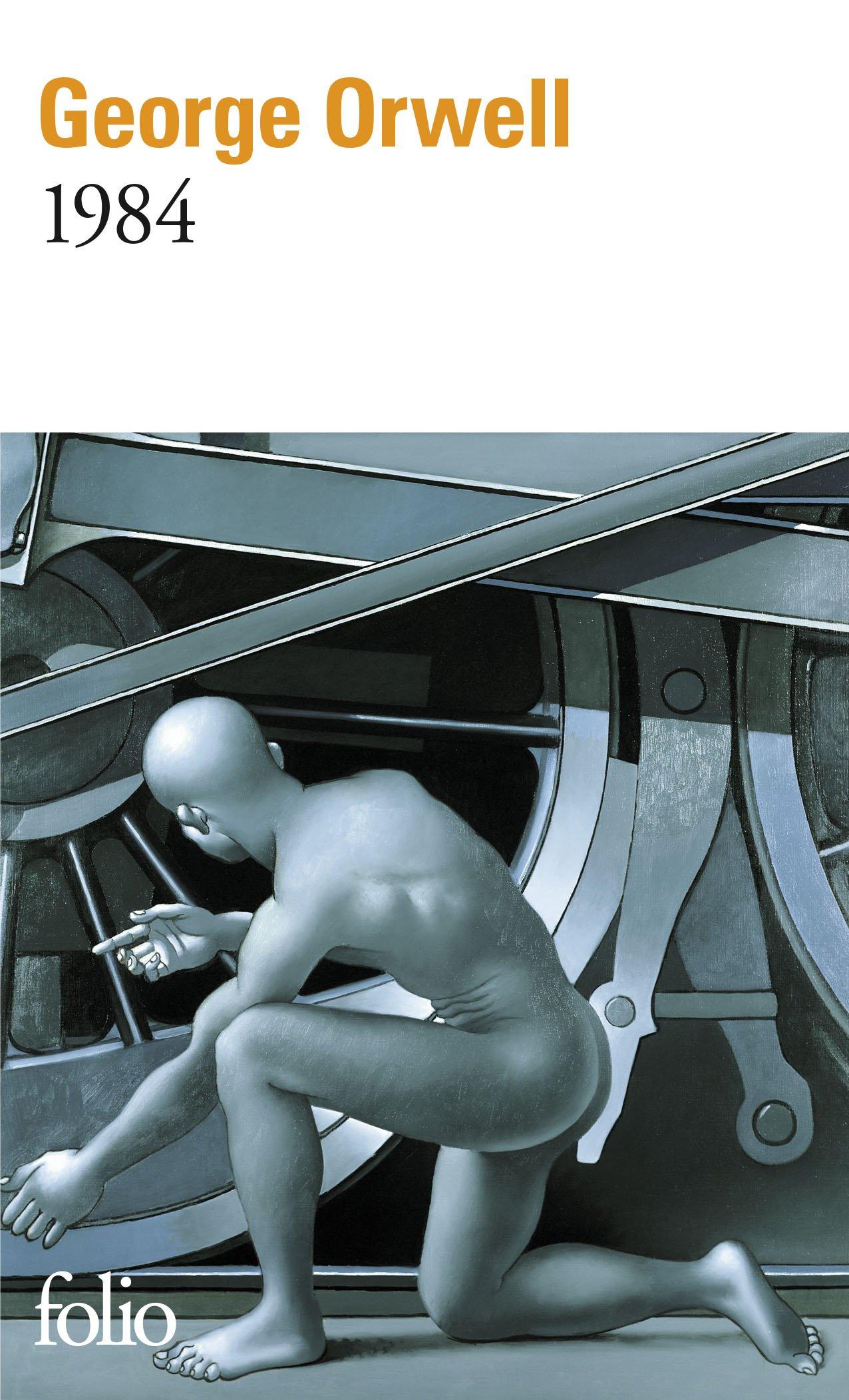 1984 Poche – 16 novembre 1972 George Orwell Amélie Audiberti Gallimard 207036822X