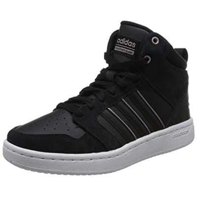 adidas Cloudfoam Superhoops Mid, Baskets Hautes Femme