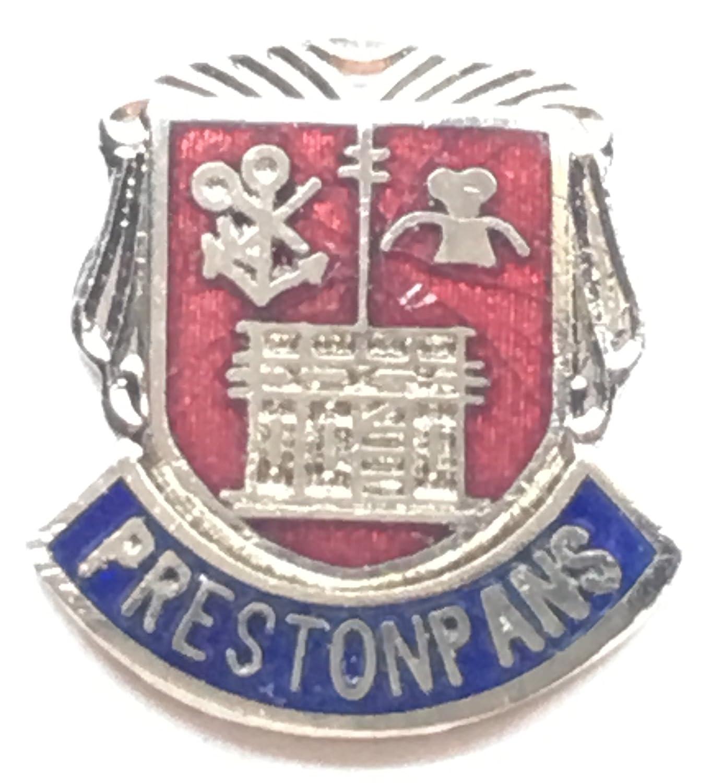 Preston sartenes Escocia pequeña calidad esmalte perno de la solapa insignia T177: Amazon.es: Hogar