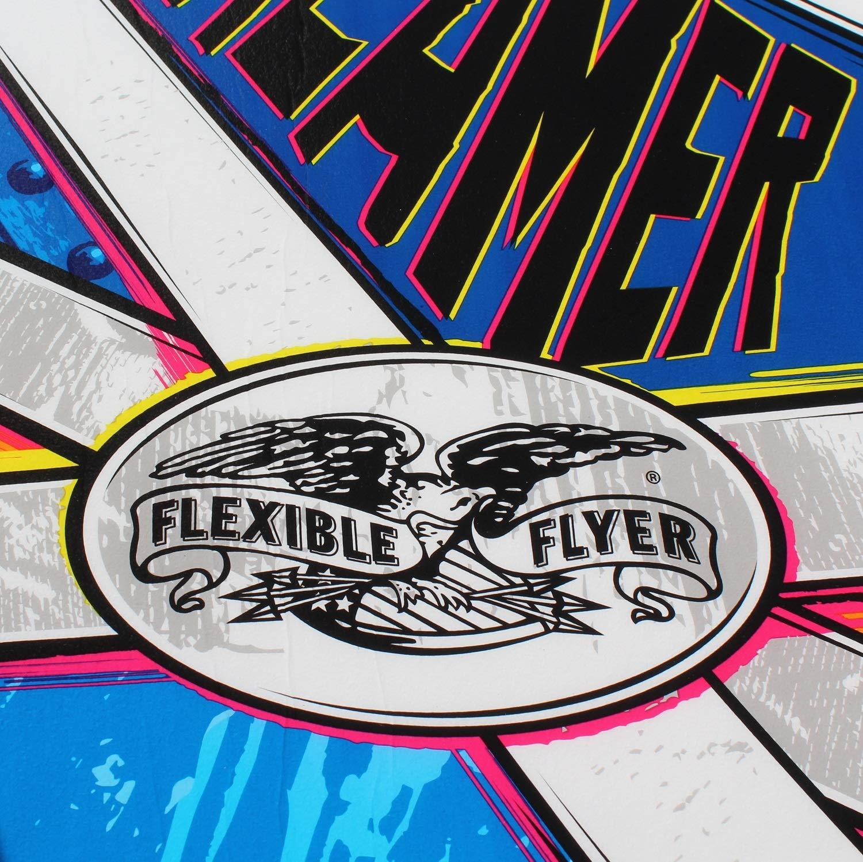 Flexible Flyer Snow Screamer 2-Person Snow Sled. Foam Plastic Double Sno Slider by Flexible Flyer (Image #7)