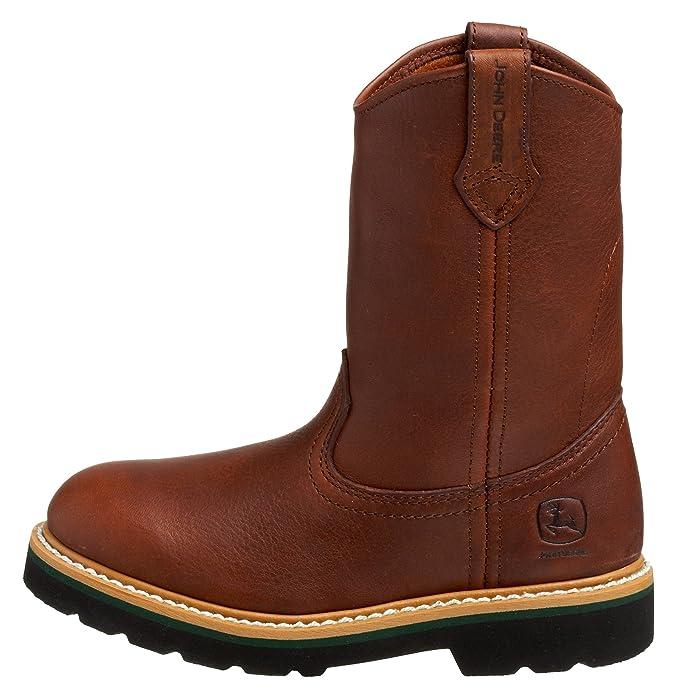 3c795ebbbd1 John Deere 2113 Western Boot (Toddler/Little Kid)