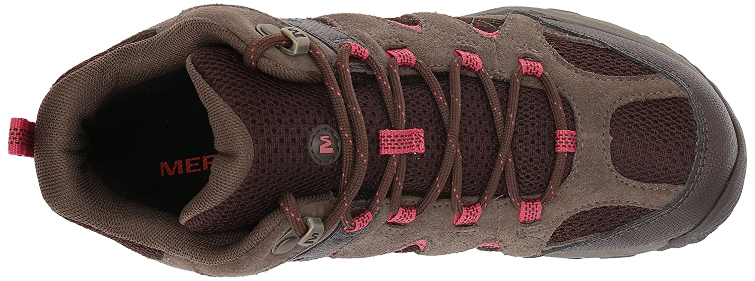 Merrell Womens Outmost Mid Vent WTPF Hiking Boot
