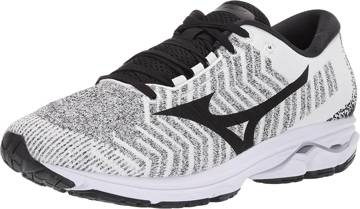 Mizuno Men s Wave Rider 23 Waveknit Running Shoe