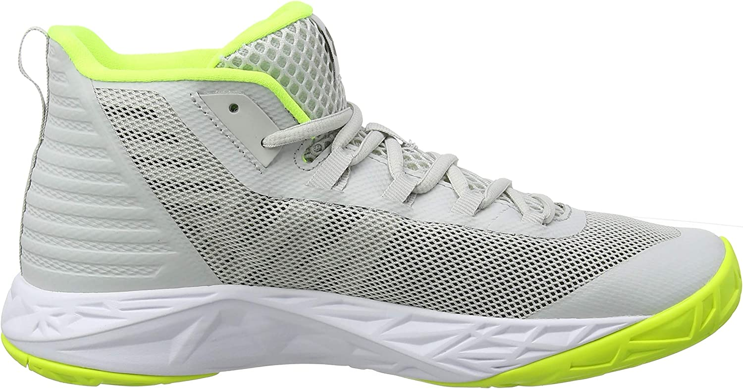 Chaussures de Basketball Homme Under Armour Jet Mid