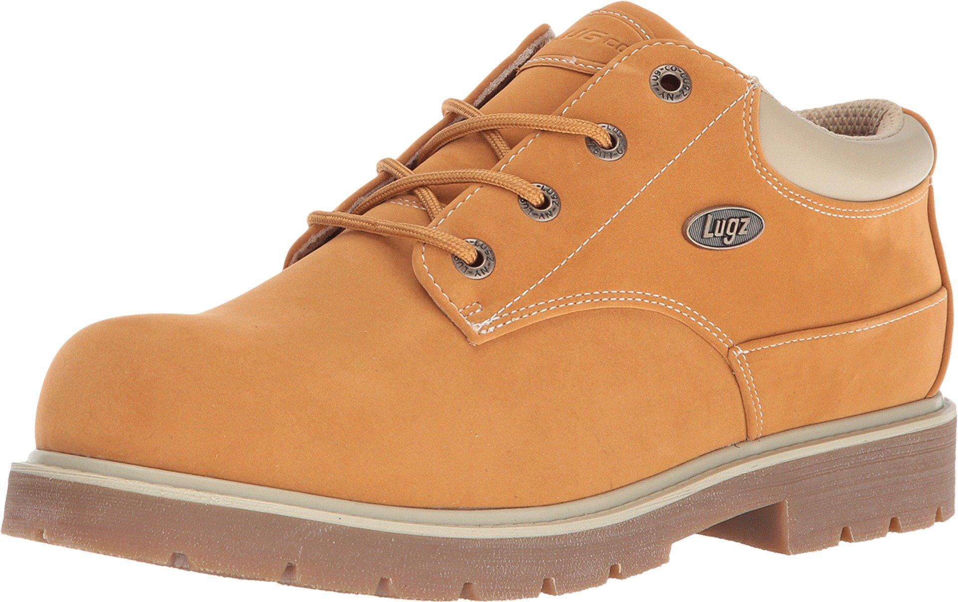 Lugz Men's Drifter Lo Lx Golden Wheat/Cream/Gum Shoe