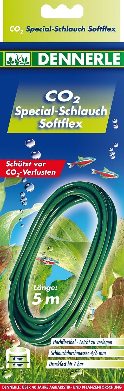 Dennerle CO2 Profi-Line manguera Softflex, 5 m: Amazon.es: Productos para mascotas