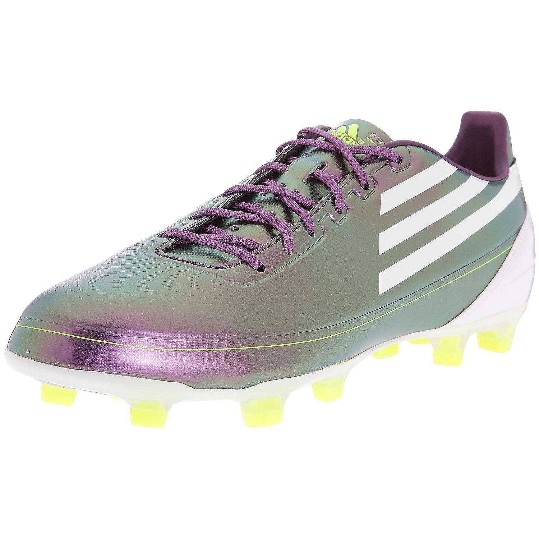 adidas F30 TRX FG Football Boot Purple: Amazon.es: Zapatos y complementos