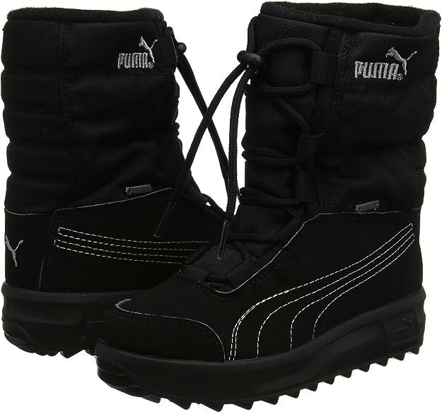 Puma Borrasca Iii Gtx Ps, Bottes, Noir (Black Grey Dawn), 30
