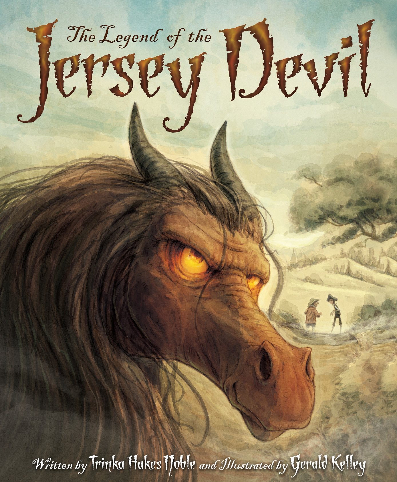 The Legend of the Jersey Devil: Noble
