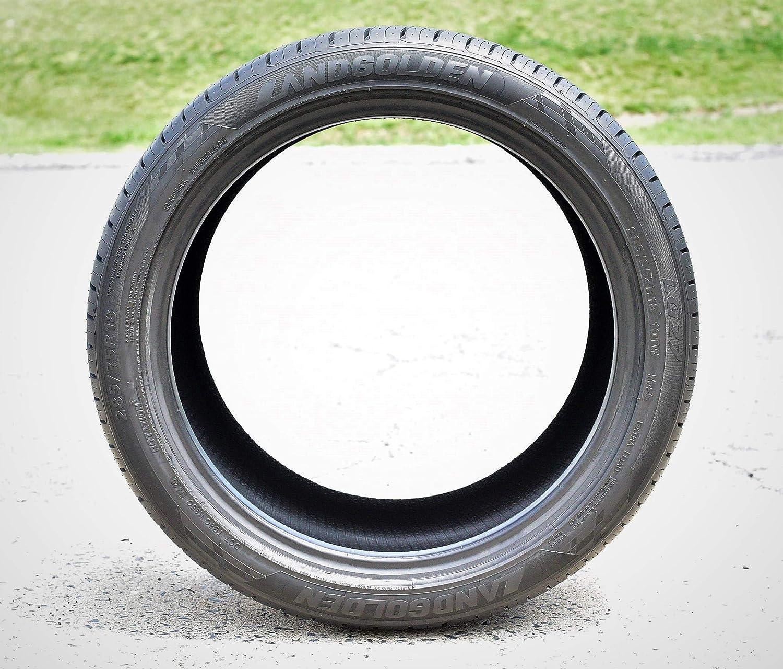 Landgolden LG27 All-Season High Performance Radial Tire-285//35R18 101W XL