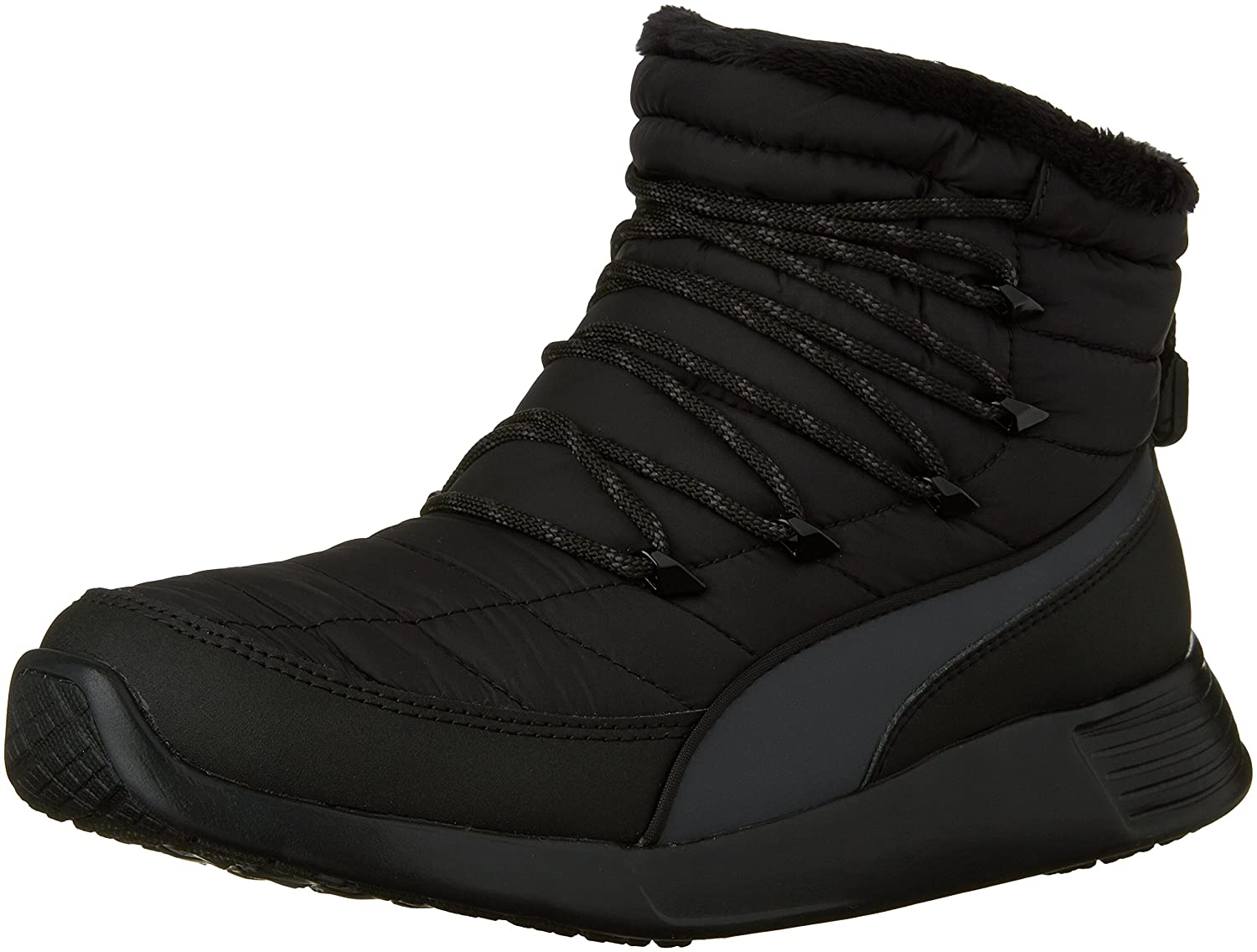 Puma M Boot St ca 5 Us Black Women's Amazon Winter 5 Shoe Running rtzx7rqw5