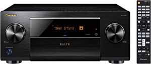 Pioneer Elite SC-LX904-11.2-Ch Network AV Receiver with IMAX Enhanced/Works with SONOS/Dolby Atmos, Black (SCL-X904)