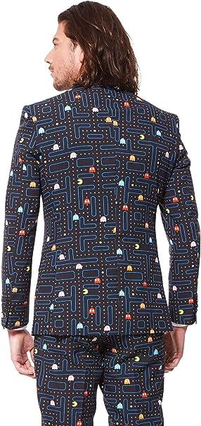 Traje Pac-Man Opposuit: Amazon.es: Juguetes y juegos