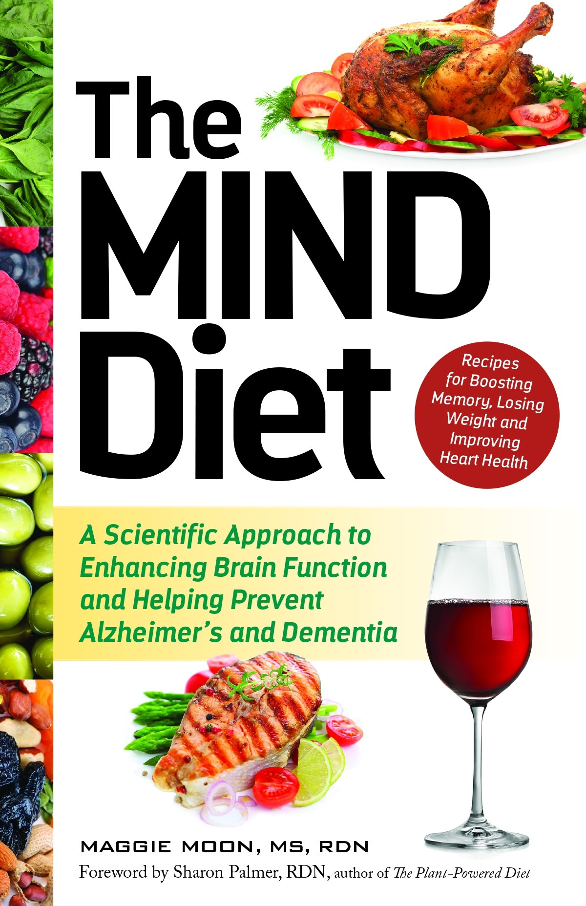 MIND Diet Scientific Enhancing Alzheimers product image