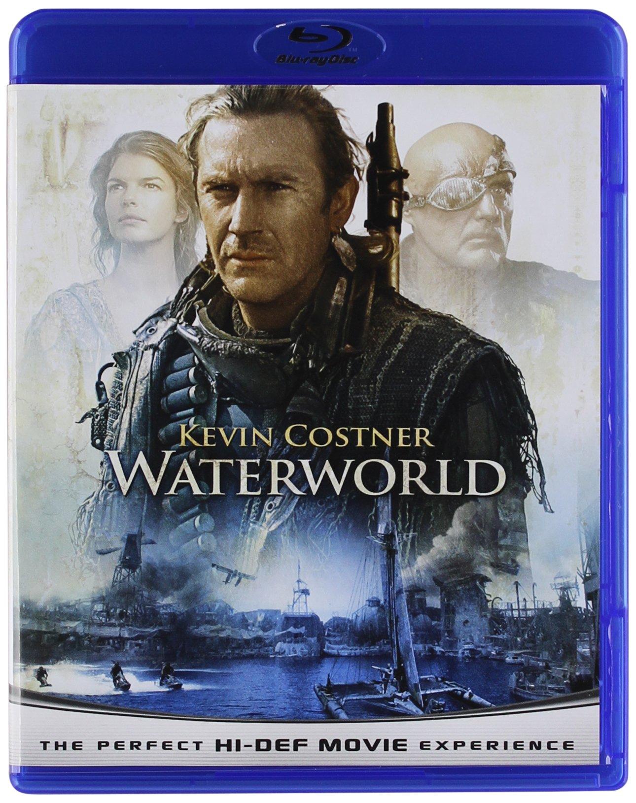 Blu-ray : Waterworld (Jurassic World: Fallen Kingdom Fandango Cash Version) (With Movie Cash)